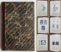 1902 RARE! Russian Antique Medicine Book WOMEN'S HEALTH THROUGHOUT LIFE 102 pic.