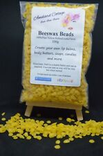 Beeswax Beads,Refined 100% - 100g