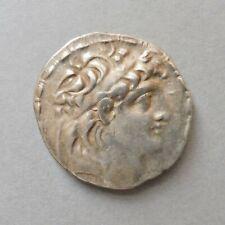 Syrie - Royaume Séleucide - Antiochus VII Sidetes - Tétradrachme - Cappadoce