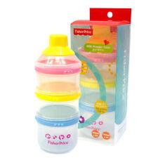Fisher Price Baby Powdered Milk Container Dispenser Formula Storage Case FP027