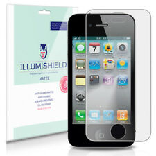 iLLumiShield Anti-Glare Matte Screen Protector 3x for Apple iPhone 4 (Verizon)