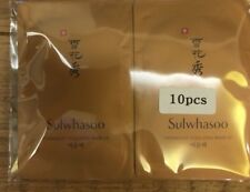 Sulwhasoo Overnight Vitalizing Mask EX 5ml x 10pcs 50ml Sleeping Mask US Seller