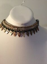 Taylor Beaded Choker Bin 5 #3 $42 Design Lab For Lord &