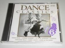 Arcade Dance Classics vol.6 Neuf Embal Orig CD avec Diana ross Gloria Gaynor Barry white
