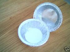 """100 x 4¼"""" Small Custard Foils Dishes"""