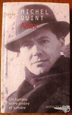 Max, Un Homme Entre Ombre Et Lumiere - Michel Quint- LP