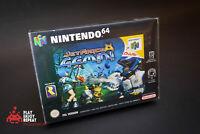 Jet Force Gemini Nintendo 64 N64 Boxed Game CIB Fast Free UK Postage