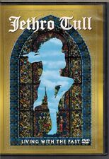 DVD( MUSICAL) TB++JETHRO TULL**LIVING WITH THE PAST....