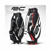 ROYAL Collection Tour Staff Caddy Bag CB4111 2Color Golf Bag 4.1Kg 9 Inch_NK
