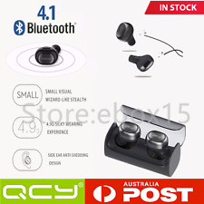 QCY Q29 Wireless Bluetooth Headset Stereo Headphone Earphone For iPhone Samsung