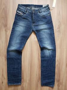 Diesel Jeans Herren Hose IAKOP Regular Slim Tapered 0885R W30 L34 neu