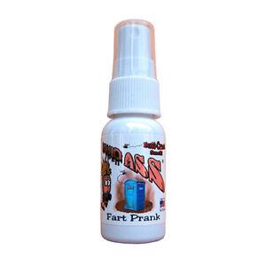 Liquid Ass Fart Spray Novelty Prank Funny Mens Gift Idea Practical Joke Party UK