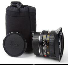 Lens Leica Elmarit R 2.8/28mm E55 Rom  Mint