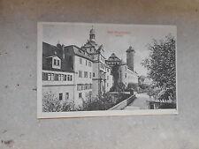 Frankierte Kleinformat Ansichtskarten aus Deutschland für Architektur/Bauwerk und Burg & Schloss