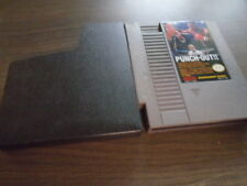 Punch Out Mike Tyson's Loose Nintendo NES