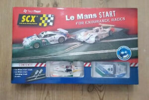 SCALEXTRIC/SCX TECNITOYS - REF 69050 - LE MANS START - NEW UNOPENED BOX