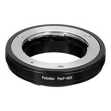 Fotodiox objetivamente adaptador Olympus pen-f lente para Sony Alpha e-Mount camera body