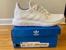 Adidas Swift Run Men's Shoe - White Size 12 FREE SHIPPING