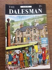 The Dalesman Magaziine 1974 June Sutcliffes Whitby Sedbergh Robin Hoods Bay