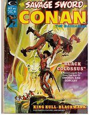 Savage Sword of Conan 2 (1974) VG Curtis Magazine