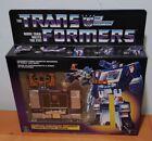 Transformers Vintage G1 Reissue, Walmart Exclusive Soundwave & Buzzsaw MISB