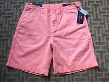 """NWT Vineyard Vines Shorts Embroidered Fish Classic Fit 8"""" Island Short Sz 33"""