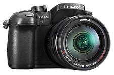Panasonic DMC-GH4AEG-K - Kameraset inkl. Lumix Vario 12-35mm - GH4 A EG K