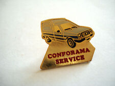 PINS VOITURE AUTO CAR CONFORAMA SERVICE