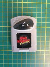 GAME GAMEBOY JEU NINTENDO 64 N64 CONTROLLER PAK MEGA MEMORY CARD CARTRIDGE