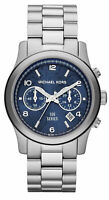 Michael Kors MK5814 Runway Stop the Hunger Limited Edition Silver Watch