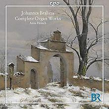Johannes Brahms: Komplette Orgelwerke von J. Brahms   CD   Zustand gut