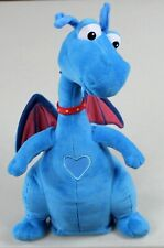 Stuffy - 16in. Stuffed/Plush Dragon Lights/Sounds/Motion - Disney Doc McStuffins