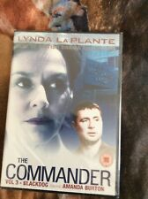 THE COMMANDER VOLUME 3 - BLACKDOG - BEST OF BRITISH DRAMA, NEW SEALED DVD