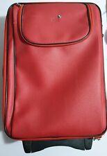 Montblanc maleta equipaje de mano  vintage LEER BIEN DESCRIPCION!