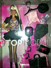 Top MODEL BLONDE Barbie 2000s Collector Doll MINT