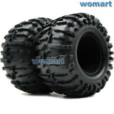 2pcs RC 2.2'' Tires Tyres OD 125mm Fit RPM 2.2 Truck Wheels & 2.2 Crawler Wheels