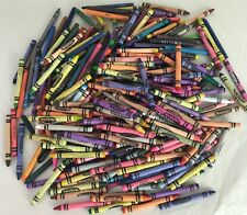 Bulk 3 Pounds Lot Used Crayons, Crafts, Melting, Art Projects