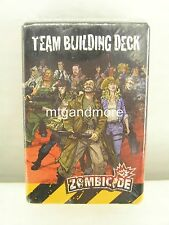 Zombicide-Team Building Deck