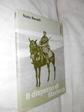 IL DISPERSO DI MARBURG Nuto Revelli Famiglia Cristiana 2003 i protagonisti libro