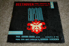 Beethoven Piano Concerto No. 5~Paul Badura-Skoda~Hermann Scherchen~Westminster
