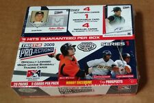 2009 TriStar PROjection 1 Sealed Box Posey Moustakas Rizzo Vitters AUTO Relic?
