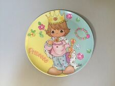 Precious Moments Princess Plate,cute plate for girl, melamine plate,gift for her
