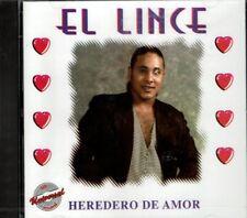 El Lince Heredero de Amor   BRAND  NEW SEALED CD