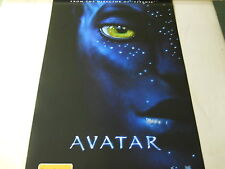 AVATAR  JAMES CAMERON   EXTREMELY RARE  MINT TEASER DS OS CINEMA MOVIE POSTER