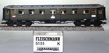 Fleischmann/ Märklin 5151; Personenwagen 1./2. Kl. DRG, unbespielt in OVP /D679