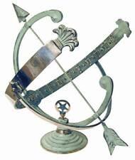 Armillary Sundial with Brass Frame [Id 7856]