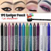 Longlasting Waterproof Matte Eyeliner Pencil Cosmetic Charming Eye Makeup