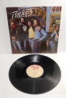 "RSO Records 1979 Rockets Self Titled 12"" Vinyl LP Record"