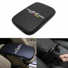 Universal MUGEN Carbon Fiber Car Center Console Armrest Cushion Mat Pad Cover