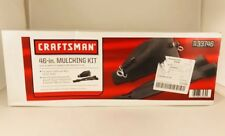 """Craftsman 71-33746 Lawn Tractor Mulch Kit for Select Craftsman 46"""" Tractor Decks"""